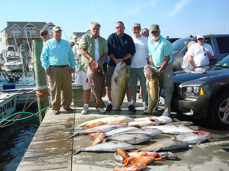 Fishing Report | Release Sportfishing || Excellent Year Round